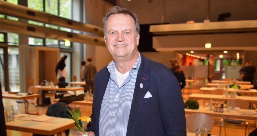 Robert Wäger als 3. Landrat gewählt